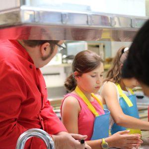 Taller de cuina per a Xics a Sa Cova @ Sa Cova restaurant | Platja d'Aro | Catalunya | Espanya
