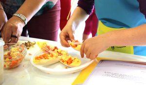 Esmorzars i berenars saludables i fàcils Taller de cuina per a famílies @ Casa Lila, Platja d'Aro | Platja d'Aro | Catalunya | Espanya