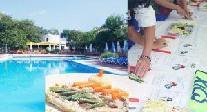 Taller de cuina: els xics es cuinen el seu propi menú @ Restaurant Can Cargol | Platja d'Aro | Catalunya | Espanya
