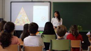 Tallers Fundació Alícia @ Escoles de Castell-Platja d'Aro, Institut Ridaura