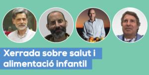 Xerrada sobre salut i alimentació infantil: APLICA'T @ Sala d'actes Ajuntament Platja d'Aro