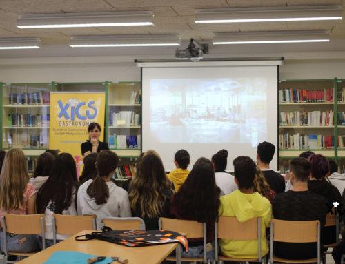 Tallers Fundació Alícia a Xics 2019