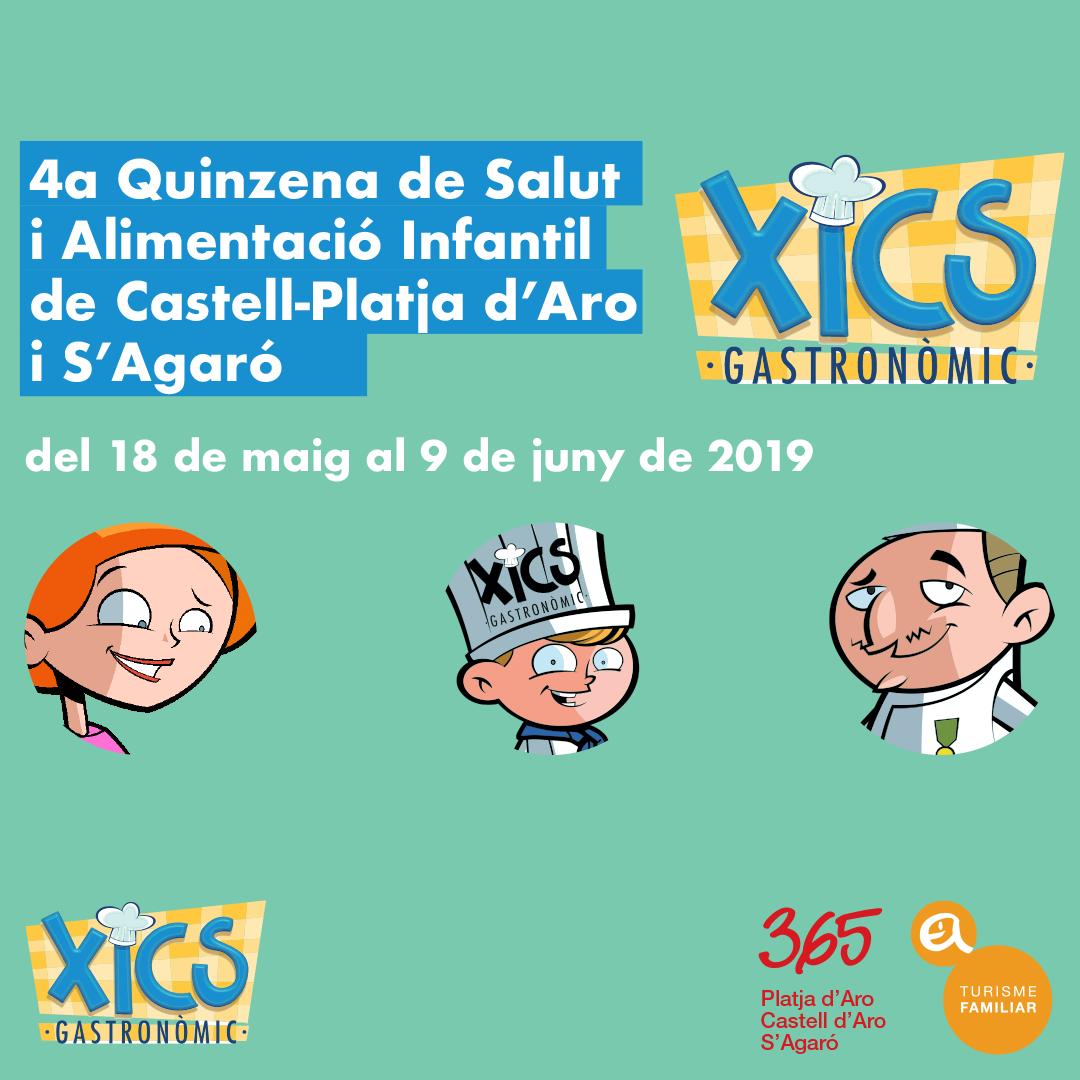 XICS GASTRONÒMIC 2019