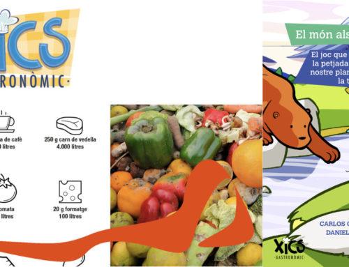6a Campanya de salut i alimentació infantil Xics Gastronòmic